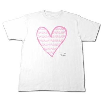復興支援Tシャツ ハート