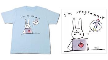 Tシャツデザイン Create a robot