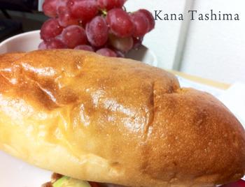 ハチイチベーカリー パン