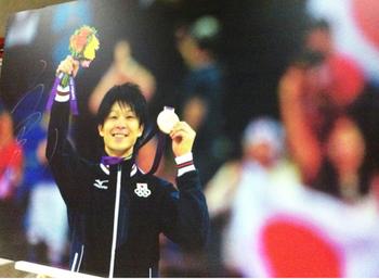 全日本体操選手権 内村航平選手