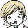 おさる ダニエル サル イラスト キャラクター マンガ キャラクター ゆるキャラ 登場人物 けんちゃん