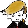 おさる ダニエル サル イラスト キャラクター マンガ キャラクター ゆるキャラ 登場人物 ヤンキー