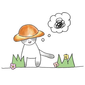 おさる ダニエル サル イラスト キャラクター マンガ ゆるキャラ 高知 ご当地 ぼうしパン 帽子パン 名物 ねこ たまきゅう