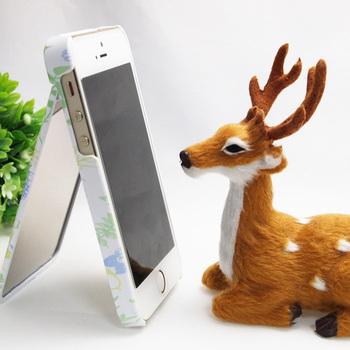 ミラー付きiPhone5、5Sケース Pavish