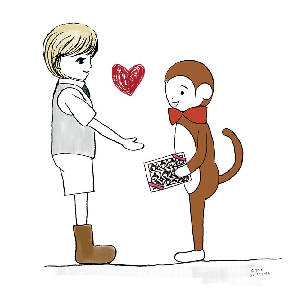 けんちゃんの悲劇【バレンタイン編5】★いよいよ今日はバレンタインデー★