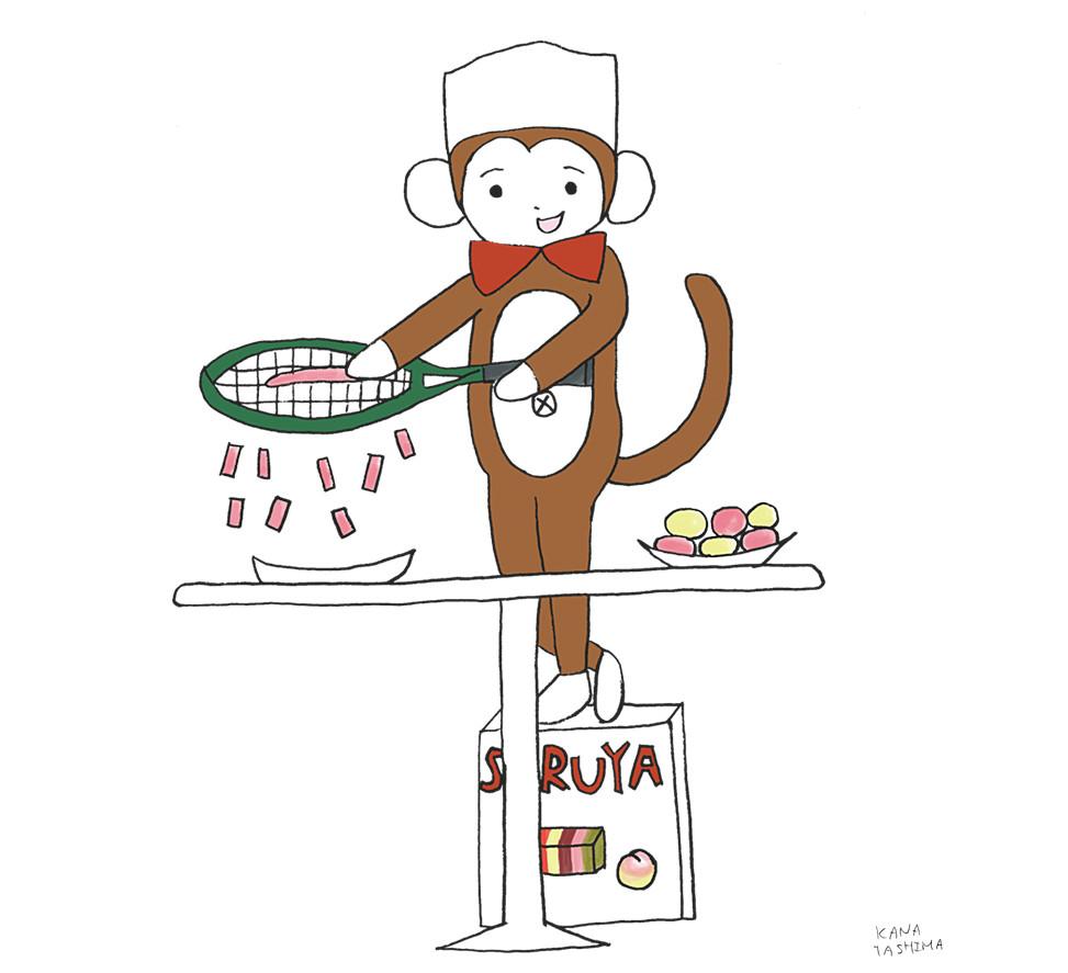 Trick by daniel 【けんちゃんの運命2】さるがキッチンでなんかやってる!