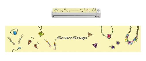 scansnap クリエイターズモデルデザイン提供
