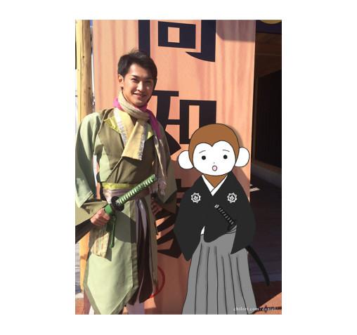 岡田以蔵さん