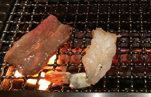 毎年恒例の叙々苑ランチ 焼き肉
