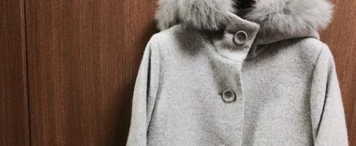 同じデザインのコートが見つかった件